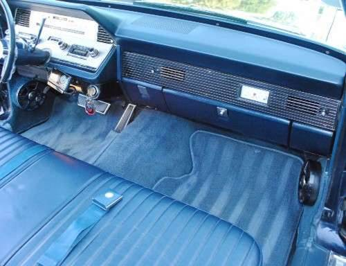 1966 Lincoln Continental 4DR Convertible For Sale (picture 5 of 6)
