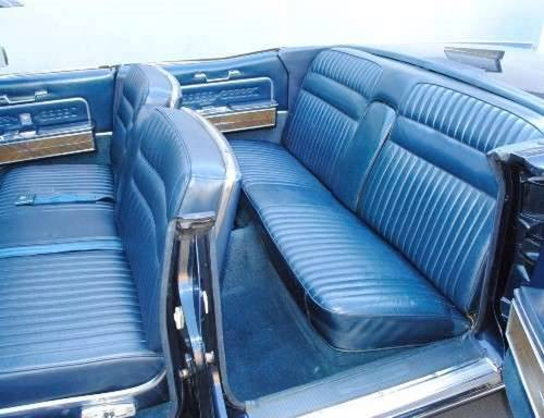 1966 Lincoln Continental 4DR Convertible For Sale (picture 6 of 6)