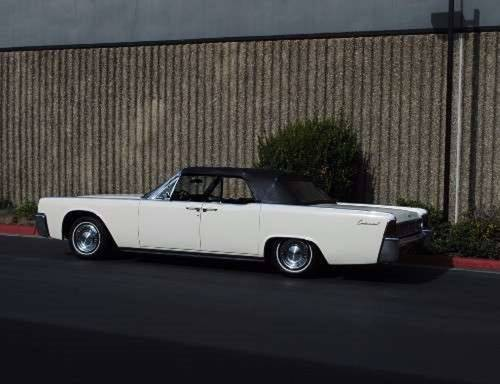 1963 Lincoln Continental 4DR Convertible For Sale (picture 3 of 6)