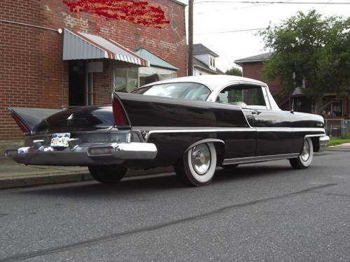 1957 Lincoln Premier 2DR HT For Sale (picture 2 of 5)