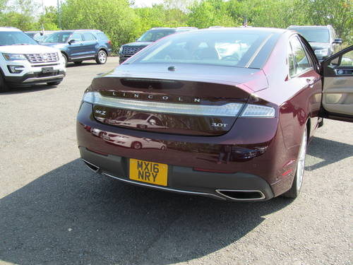 2017 Lincoln MKZ *Reserve Edition* 3.0L V6 TWIN TURBO SOLD (picture 2 of 6)