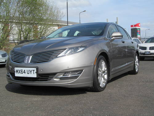 2015 Lincoln MKZ 2.0L Ecoboost Luxe SOLD (picture 1 of 6)