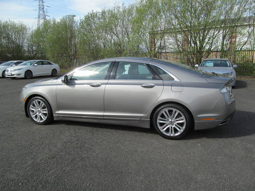 2015 Lincoln MKZ 2.0L Ecoboost Luxe SOLD (picture 2 of 6)