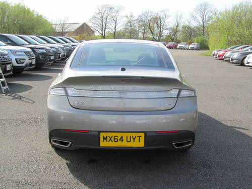 2015 Lincoln MKZ 2.0L Ecoboost Luxe SOLD (picture 3 of 6)