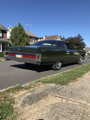 1971 Lincoln continental hardtop coupe For Sale (picture 2 of 6)