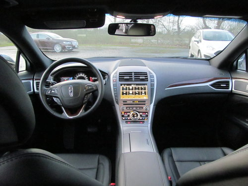 2017 Lincoln MKZ HYBRID 2.0L For Sale (picture 5 of 6)