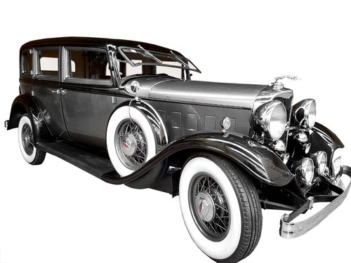 LINCOLN LIMOUSINE 1932 For Sale by Auction (picture 1 of 6)