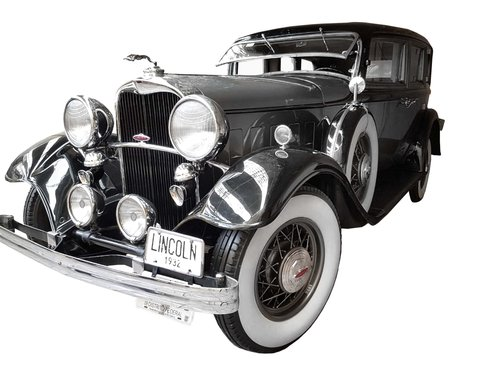LINCOLN LIMOUSINE 1932 For Sale by Auction (picture 2 of 6)