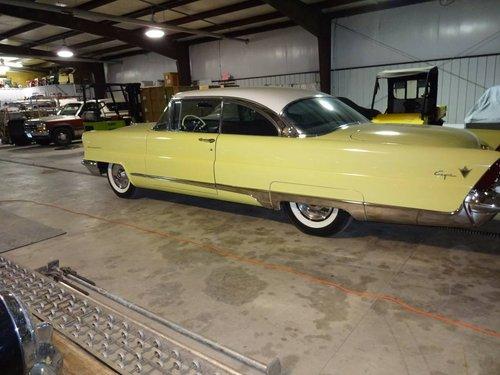 1956 Lincoln Capri 2DR HT For Sale (picture 2 of 6)