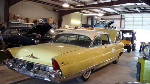 1956 Lincoln Capri 2DR HT For Sale (picture 4 of 6)