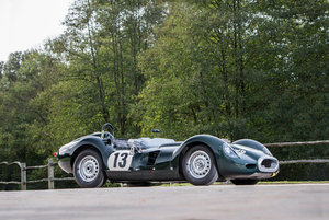 1958 Lister Jaguar Knobbly 29 wins & 53 Podiums from '58 to '63