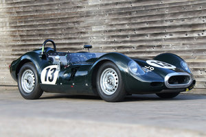 1958 Lister Jaguar Knobbly 29 wins & 53 Podiums from '58 to '63 SOLD