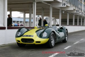 Picture of 1959 Jaguar Lister Knobbly in very good condition For Sale