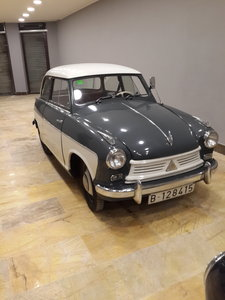 LLOYD 600 1956 For Sale by Auction