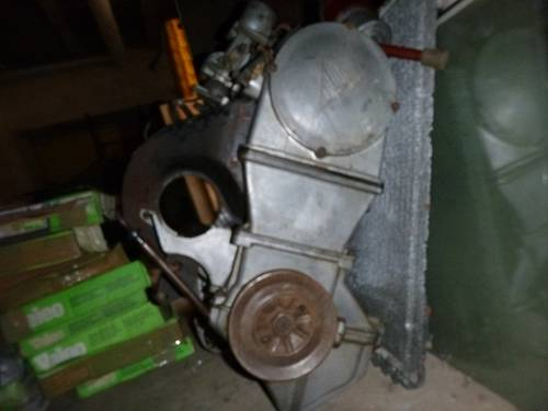 hansa lloyd engine and parts For Sale (picture 2 of 4)