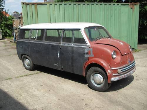 Original Rabatt-Verkauf 60% Freigabe Lloyd LT 600 1956 (26.598 Km.) SOLD | Car And Classic