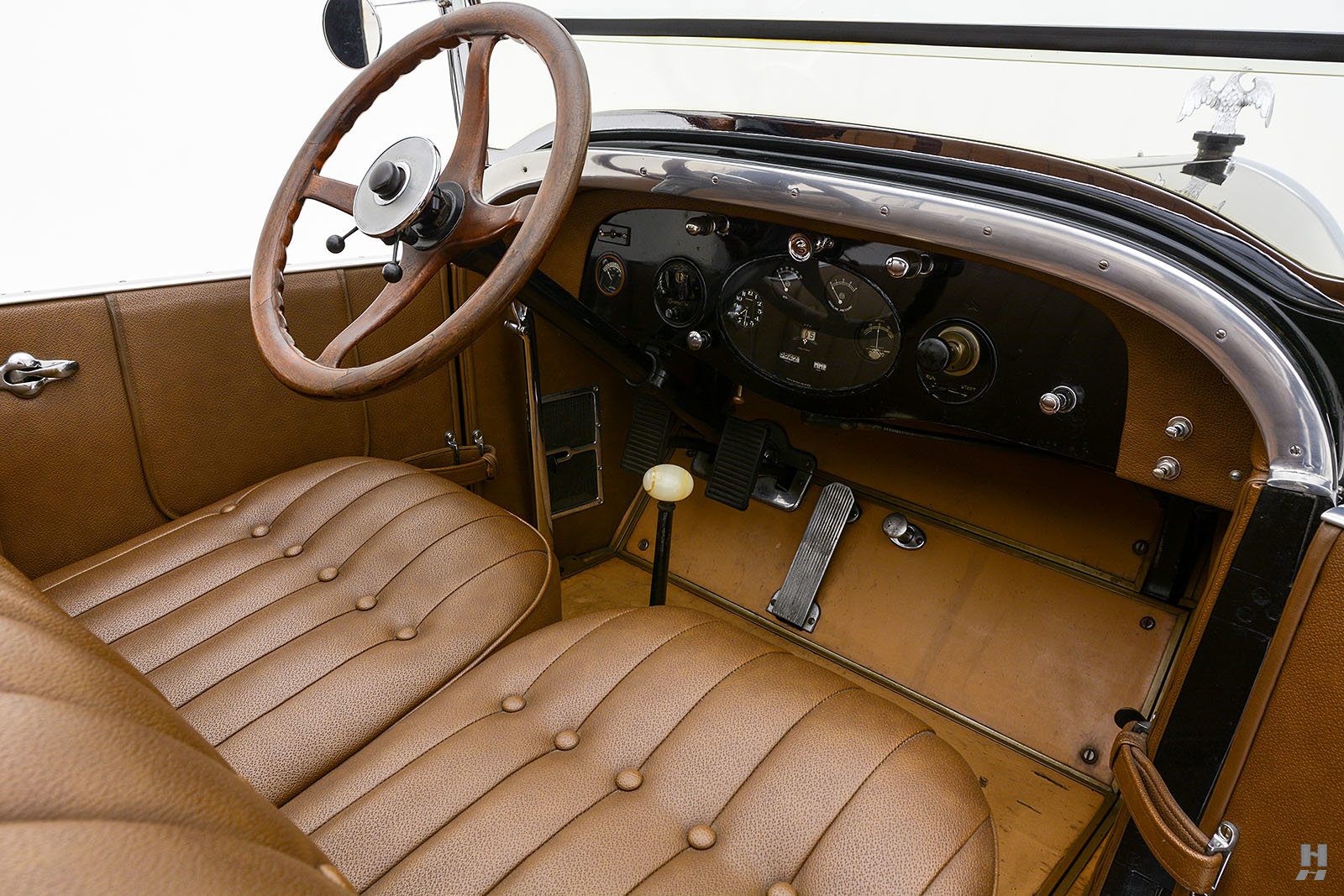 1927 Locomobile Model 90 Sportif For Sale (picture 5 of 6)
