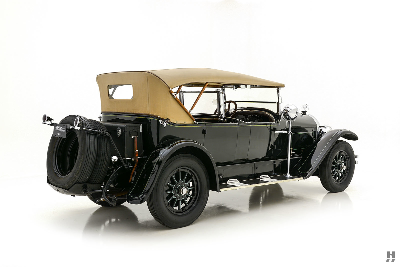 1927 Locomobile Model 90 Sportif For Sale (picture 6 of 6)