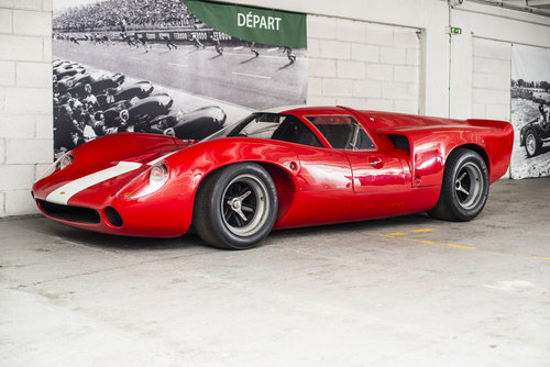 1967 LOLA T70 MKIII For Sale (picture 1 of 6)