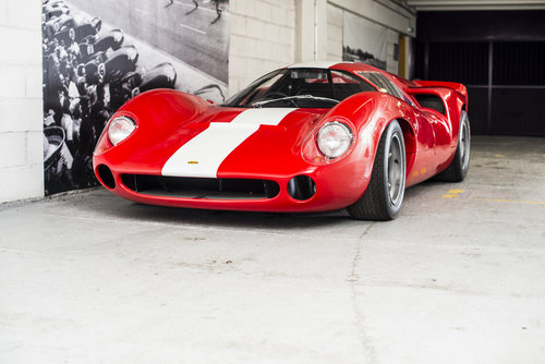 1967 LOLA T70 MKIII For Sale (picture 2 of 6)