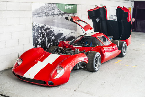 1967 LOLA T70 MKIII For Sale (picture 5 of 6)