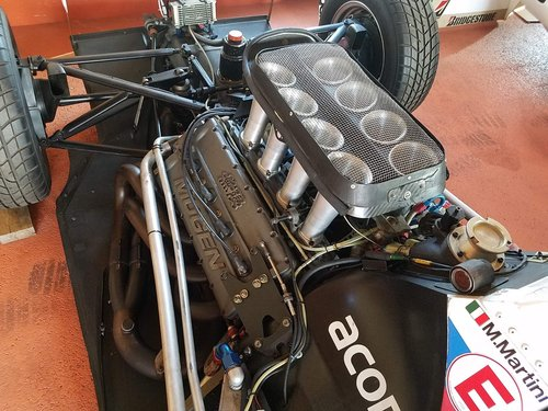 1992 T92/50 Lola F3000  / MUGEN  SOLD (picture 5 of 6)