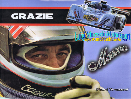 2016 Book Thanks Mauro to the King of hillclimbs Mauro Nesti For Sale (picture 2 of 6)