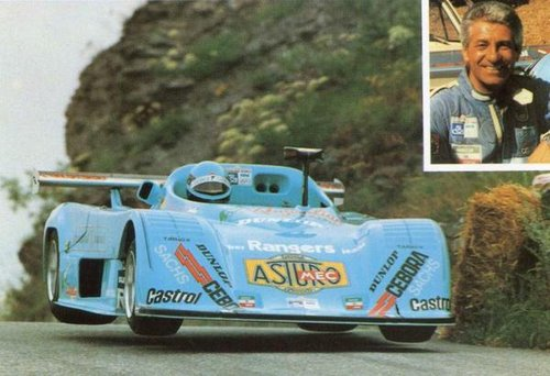 2016 Book Thanks Mauro to the King of hillclimbs Mauro Nesti For Sale (picture 4 of 6)