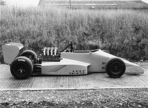 1987 Ex. Luis Sala F3000 Lola T-87 For Sale (picture 2 of 6)