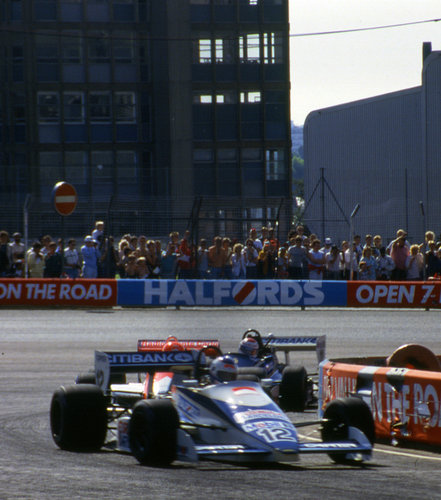 1987 Ex. Luis Sala F3000 Lola T-87 For Sale (picture 4 of 6)