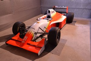 1993 Lola T93/30 Formule 1 - Ex-Michele Alboreto For Sale by Auction