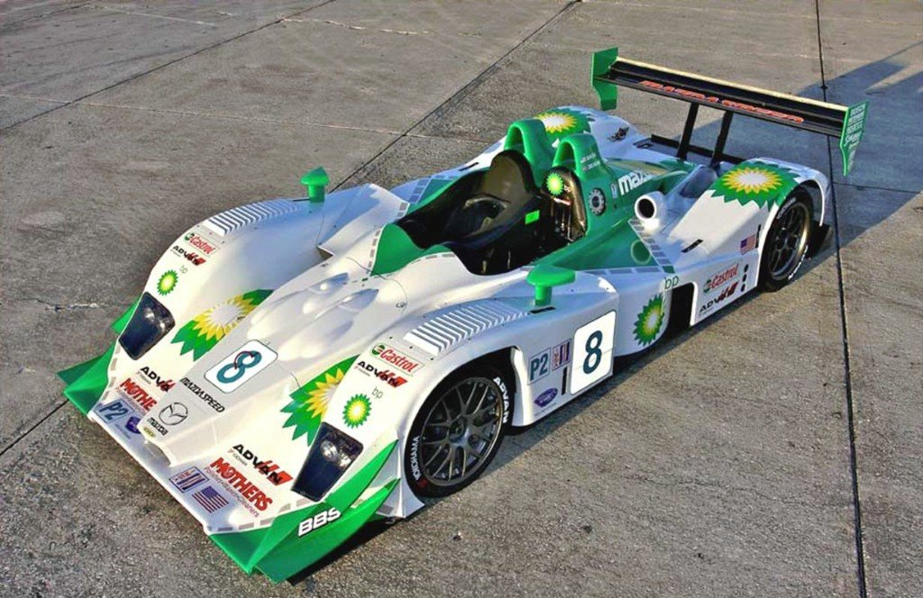 2008 Lola B07/46 HU09 Mazda  For Sale (picture 1 of 4)