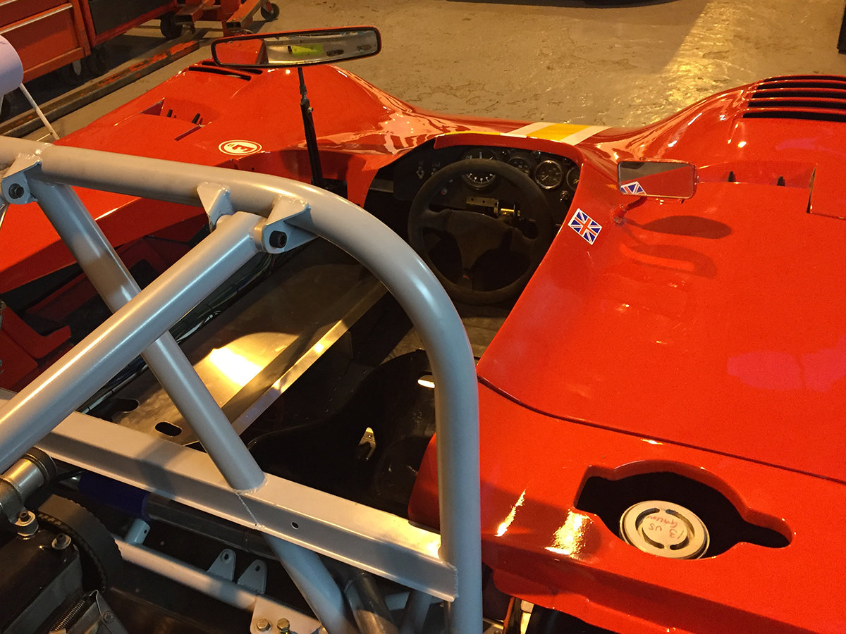 1972 Lola T 290 FIA Sports Racing Car SOLD by Auction (picture 2 of 6)