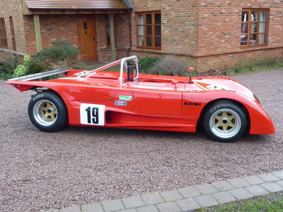 1972 Lola T 290 FIA Sports Racing Car SOLD by Auction (picture 6 of 6)