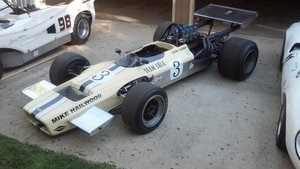 Lola T190 F5000 - Mike Hailwood