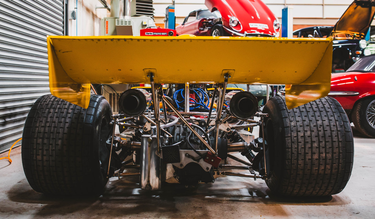 1972 Lola T300 Formula 5000 For Sale (picture 3 of 6)
