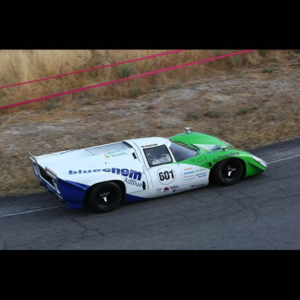 1966 Lola Mk3b =  Race Car with Chevy V-8  FISA/FIA book  220k €