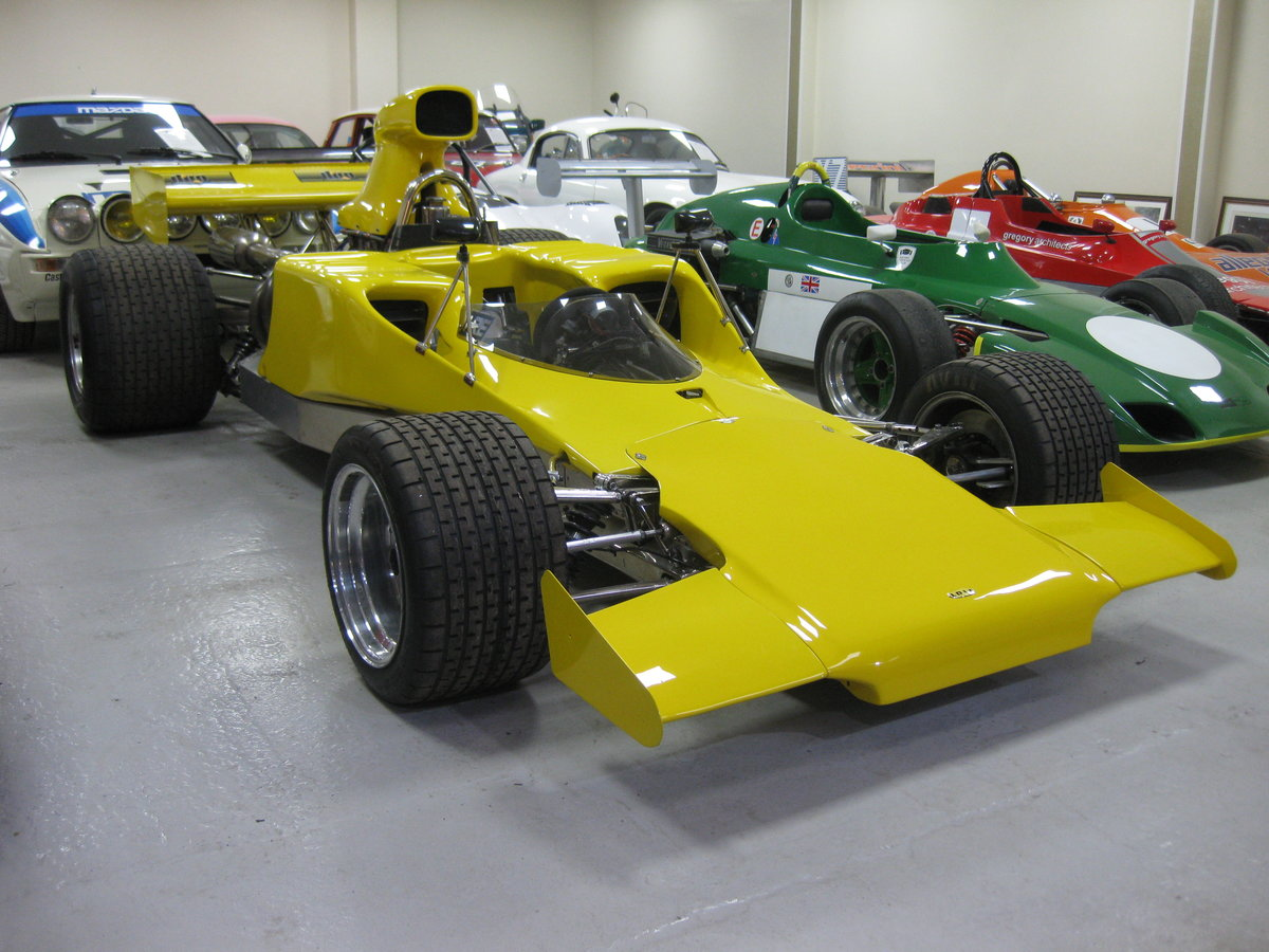 1972 Lola T300 Formula 5000 For Sale (picture 1 of 6)