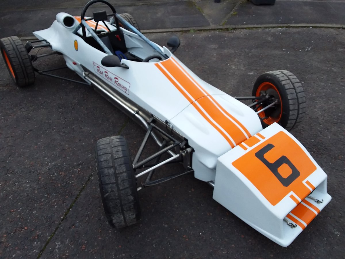 1983 Lola Historic Formula Ford For Sale (picture 1 of 6)