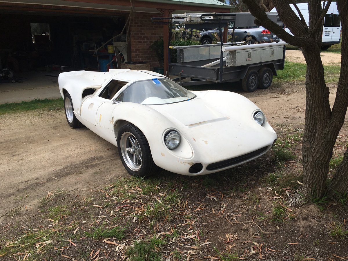 1967 Lola T 70 MK III GT Coupe For Sale (picture 1 of 6)