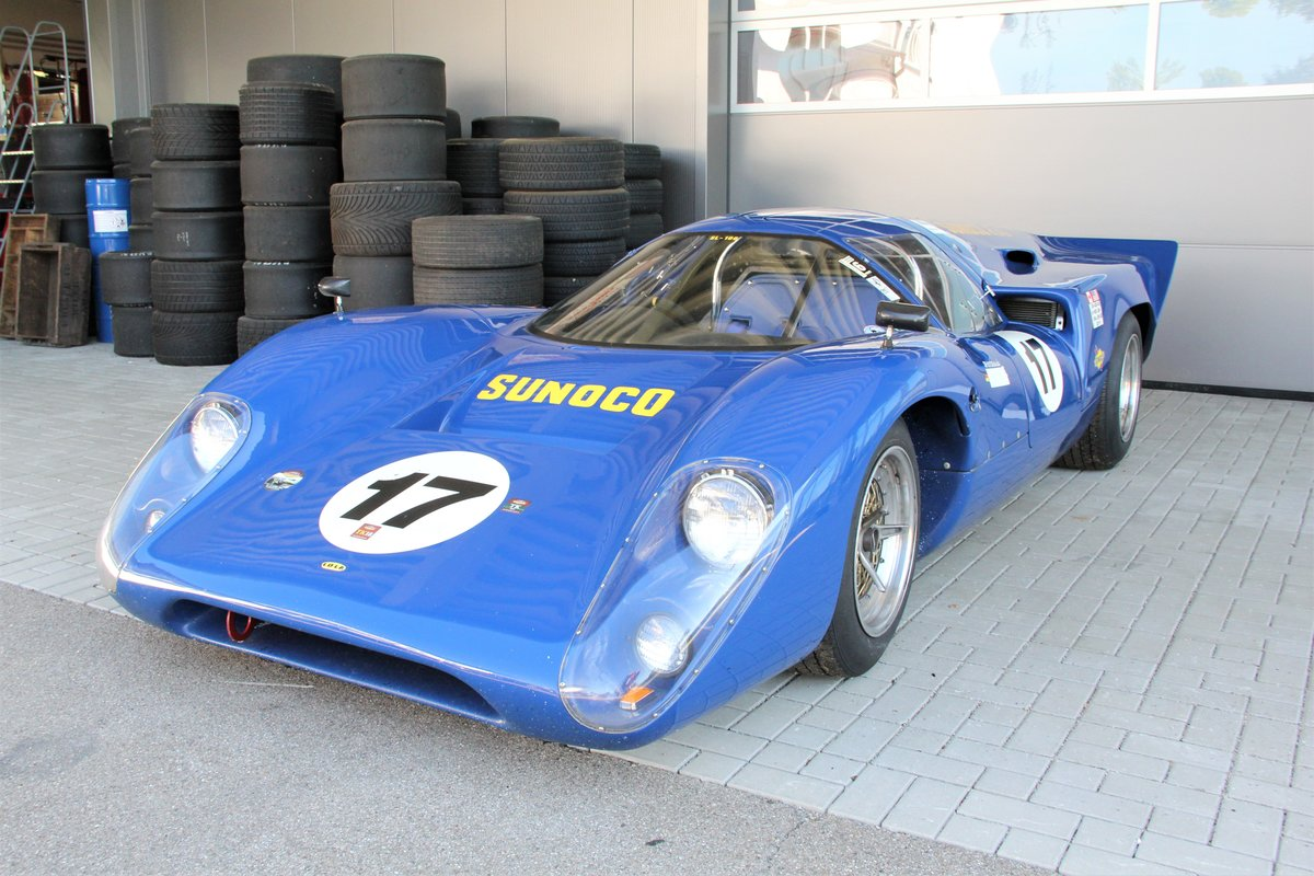 1969 Lola T70 MK IIIb Coupe For Sale (picture 2 of 6)
