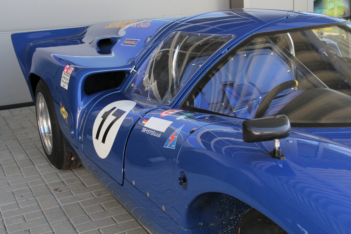1969 Lola T70 MK IIIb Coupe For Sale (picture 3 of 6)