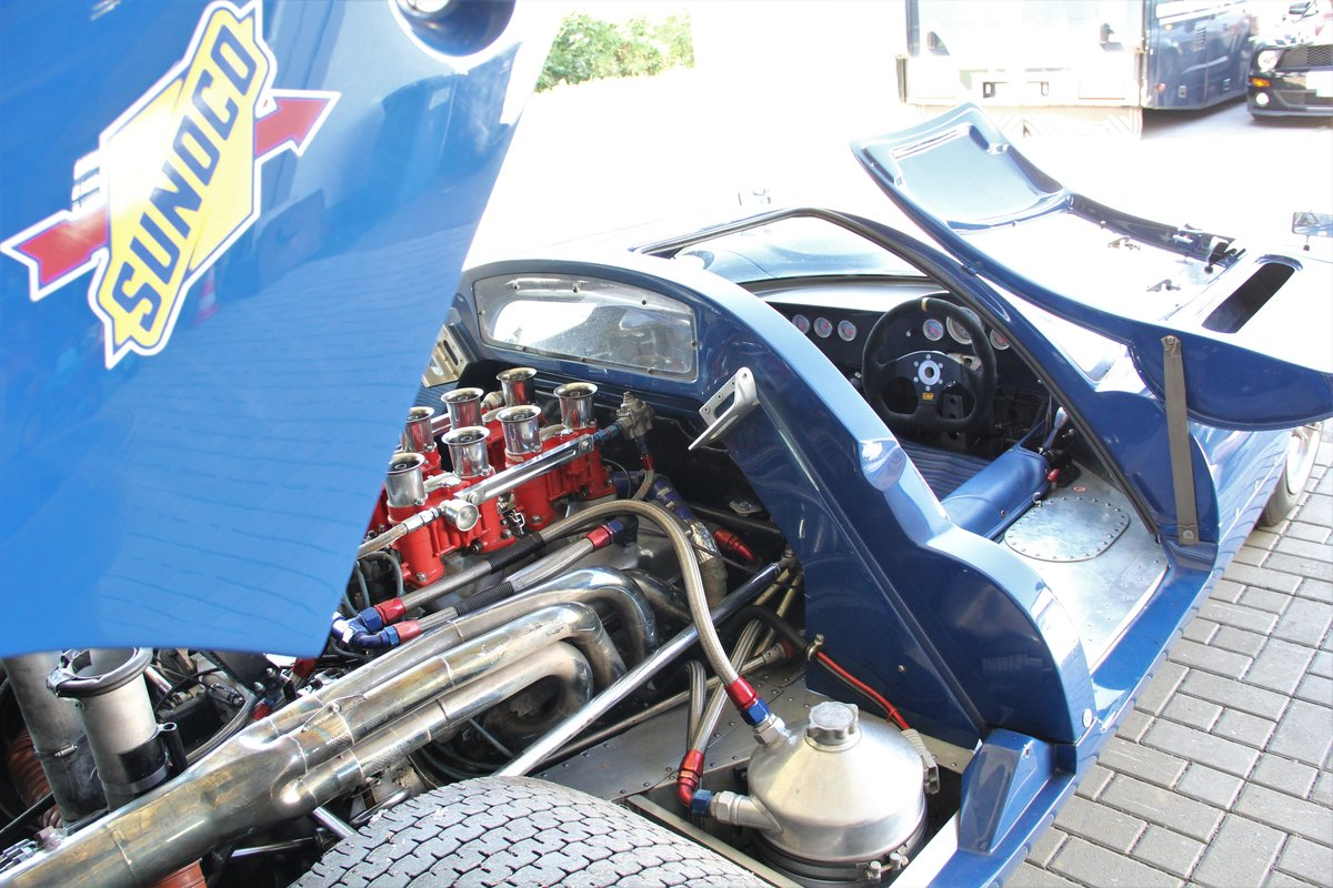 1969 Lola T70 MK IIIb Coupe For Sale (picture 6 of 6)