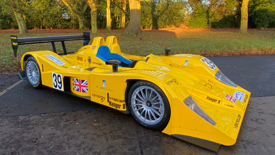 2005 LOLA B05/40 Eligible Le Mans Classic For Sale (picture 1 of 8)