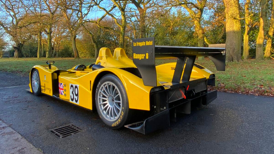 2005 LOLA B05/40 Eligible Le Mans Classic For Sale (picture 3 of 8)