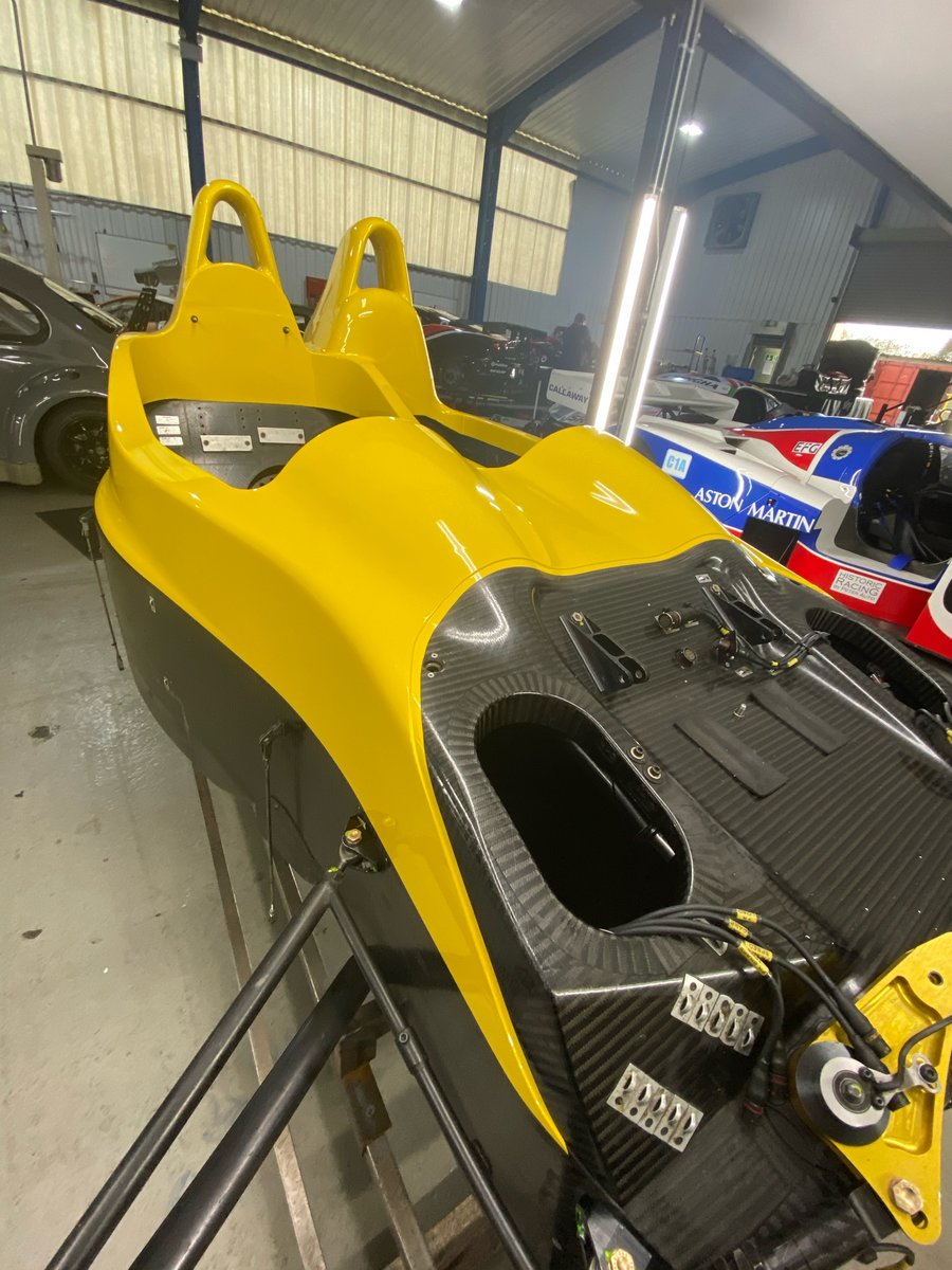 2005 LOLA B05/40 Eligible Le Mans Classic For Sale (picture 5 of 8)