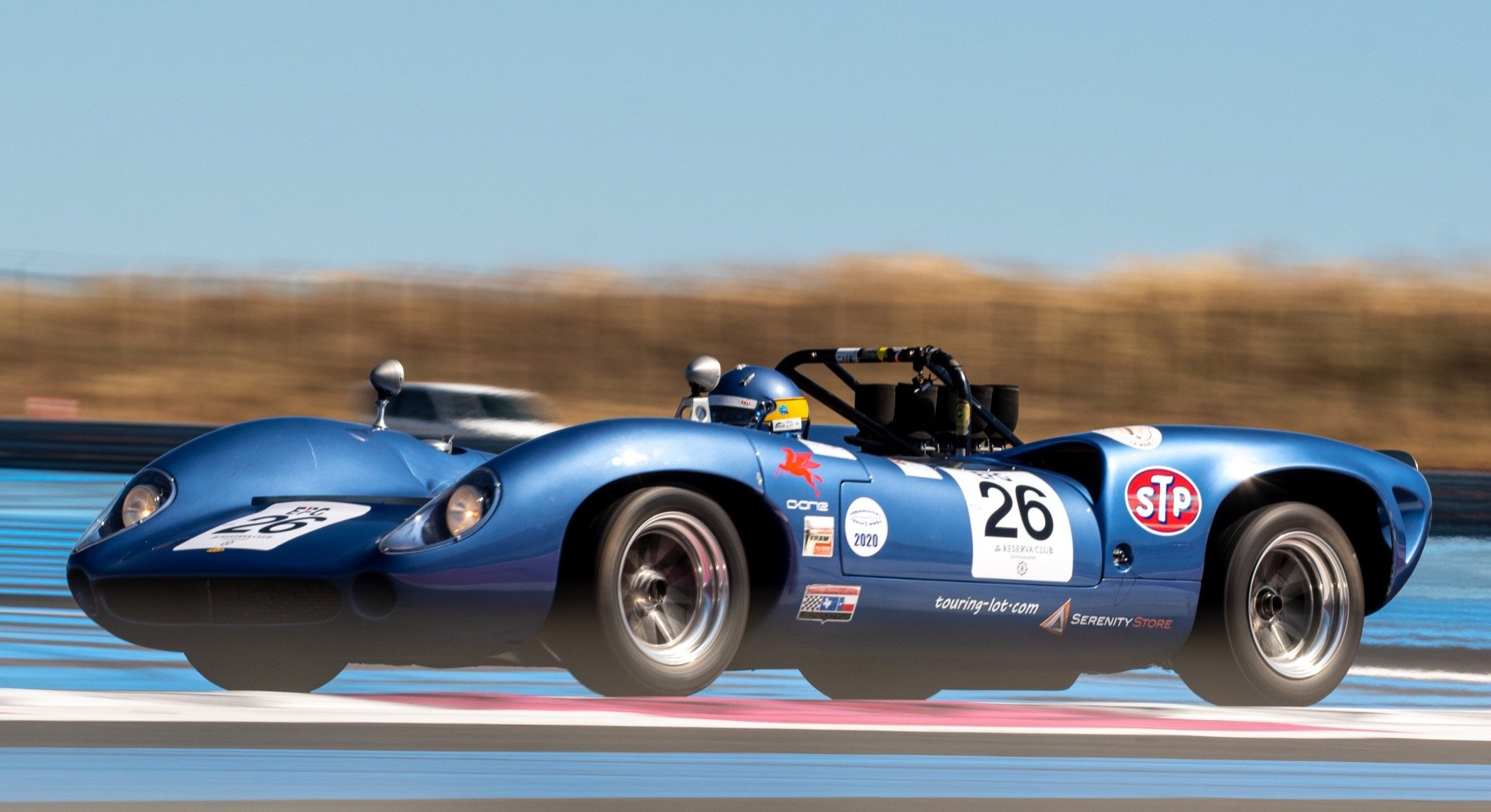 1966 LOLA T70 MARK II For Sale (picture 1 of 6)
