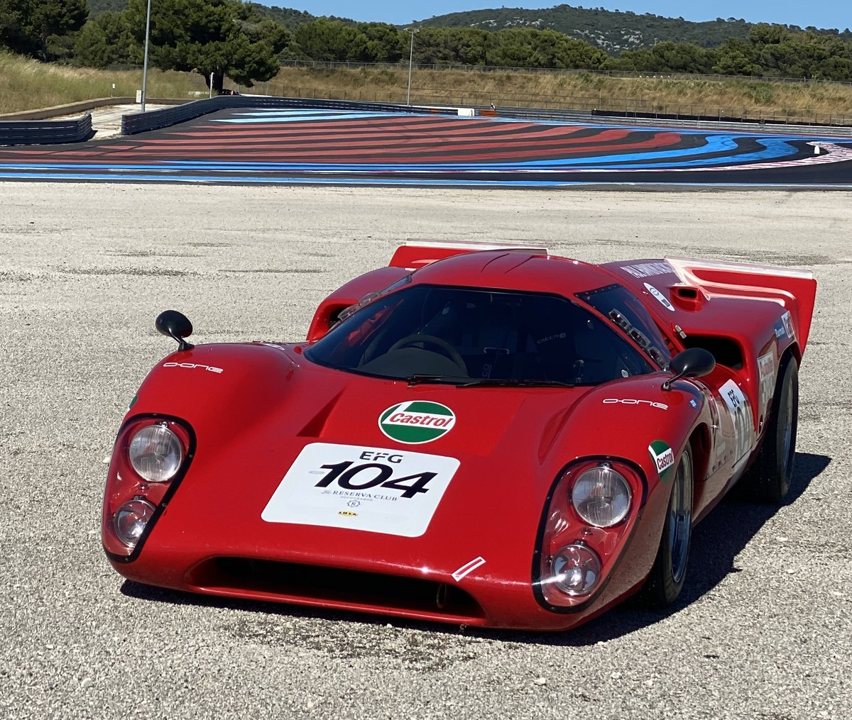 1969 LOLA T70 MKIIIB GT SOLD (picture 1 of 3)