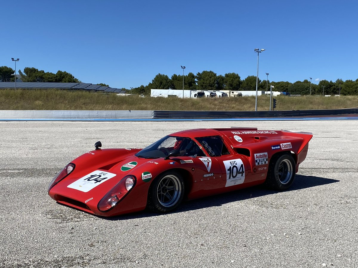 1969 LOLA T70 MKIIIB GT SOLD (picture 3 of 3)