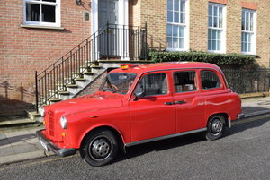 1997 LTI Carbodies FX4 Fairway Driver Taxi For Sale by Auction